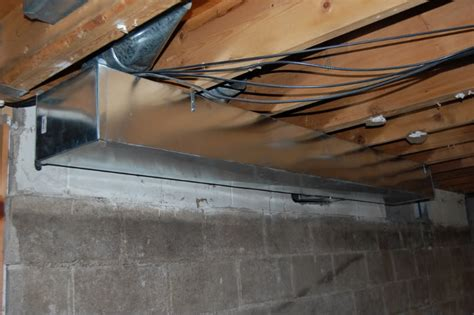 insulate ductwork in basement home design inspirations