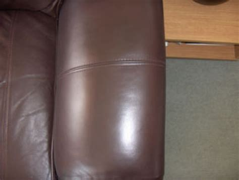 leather sofa touch up kit leather repair touch up kit before after photos