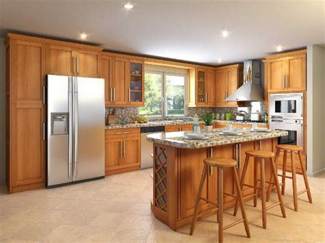 wood floors in kitchen with wood cabinets wood kitchen furniture kitchens with oak cabinets and