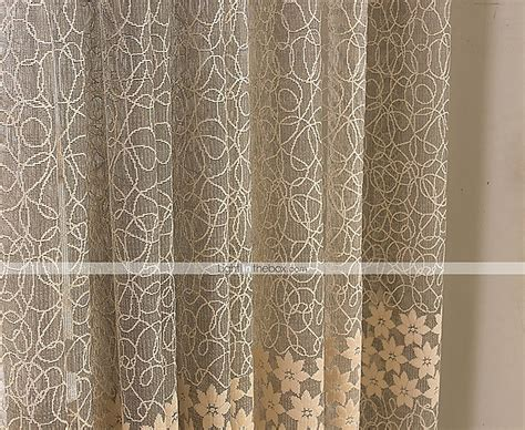 european sheer curtains one panel curtain european bedroom polyester material