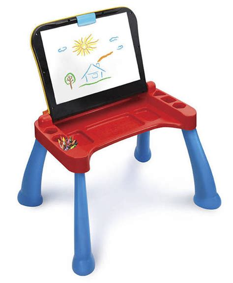 activity desk vtech touch learn activity deluxe desk target