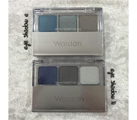 Eyeshadow Wardah Makeover halal cosmetics singapore eye shadow n more brands