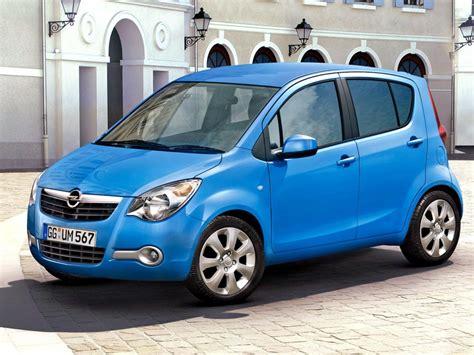 Opel Agila by Opel Agila Foto