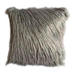 foreside home garden fuzzy pillow
