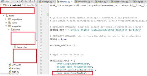 django tutorial templatedoesnotexist windows django templates does not exist stack overflow