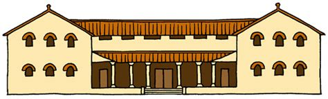 roman house roman houses ks2 images