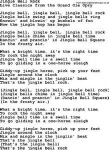 jingle bel rock jingle bell rock by marty robbins lyrics