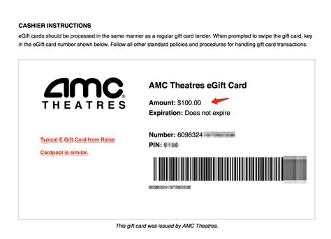 Amc Gift Card - amc gift card the hazlet news