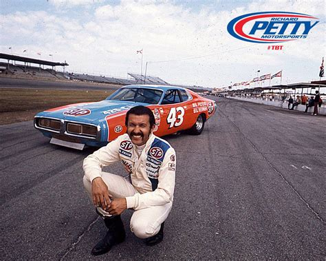 Richard Petty 43 by Richard Petty No 43 Switched To The Chevy Camaro Zl1