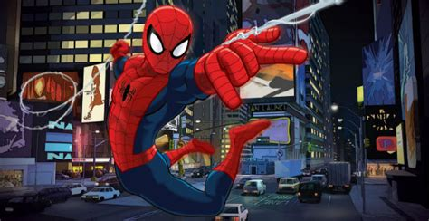 film cartoon spiderman spider man animated film being developed by lego movie