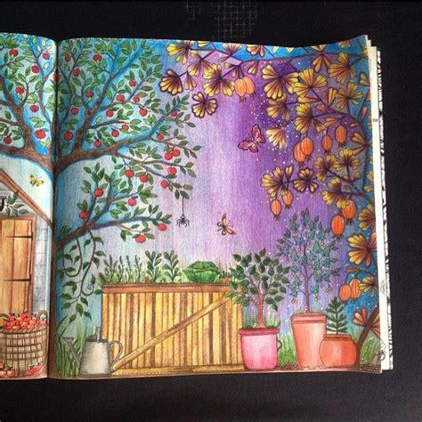 secret garden colouring book guardian the world s catalog of ideas