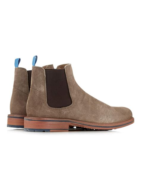 light tan chelsea boots mens brown suede chelsea boots men www imgkid com the image