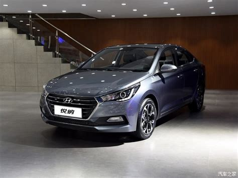 Hyundai Verna Launch Next Hyundai Verna China Launch Set For October 18