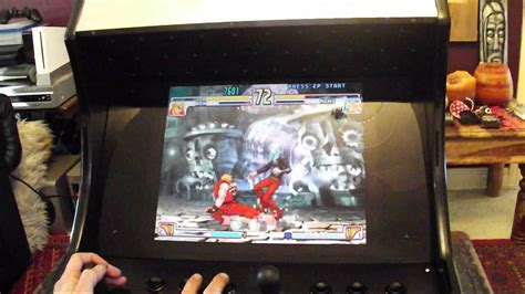 fighter 3 cabinet mame bartop acade machine fighter 3 3rd