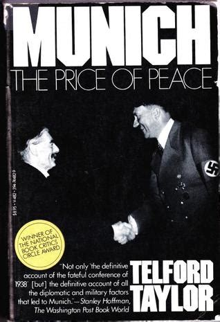 munich a novel books munich the price of peace by telford reviews