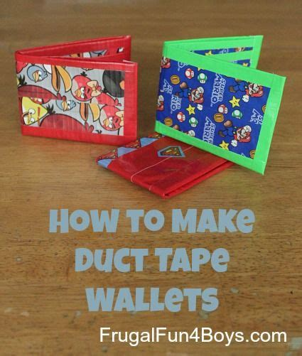 duct tape wallet duct tape duct tape
