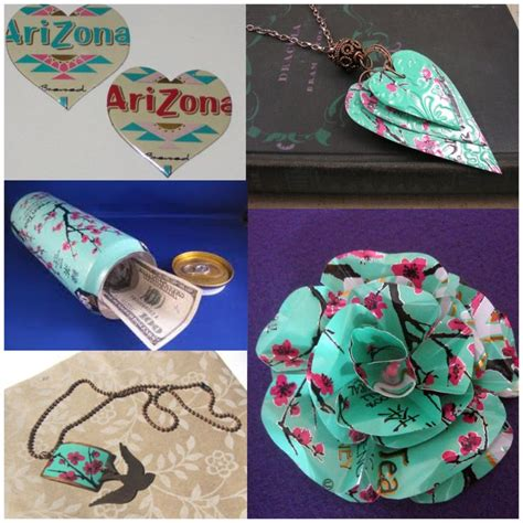 can crafts crafts with arizona tea cans arizona tea