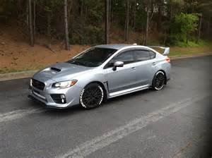 Modded Subaru Sti 2016 Subaru Wrx Sti Engine Bay And Mods Updated Review