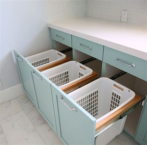 Bathroom Laundry Storage 30 Best Images About Clothes Storage On Pinterest
