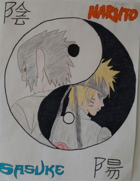 naruto yin yang sasuke naruto yin yang by kira1and1light on deviantart