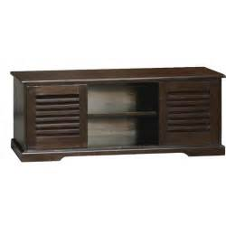 meuble colonial meuble t 233 l 233 colonial 2porte persienne coulissante achat