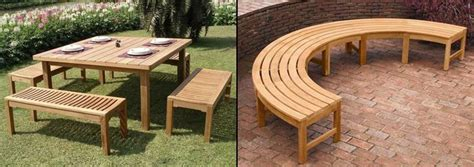 backless benches for sale backless benches curved and straight teak