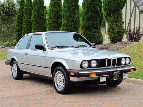1985 Bmw 318i by 1985 Bmw 318i German Cars For Sale