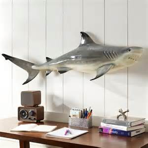 Shark Home Decor cool kevin would probably hate it novelty shark d 233 cor pbteen