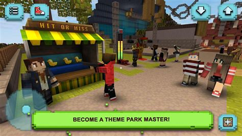 mod ride game pc theme park craft build ride mod android apk mods