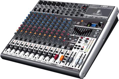 Mixer Behringer Xenyx X1832 Usb Behringer Xenyx X1832 Usb Sound 7