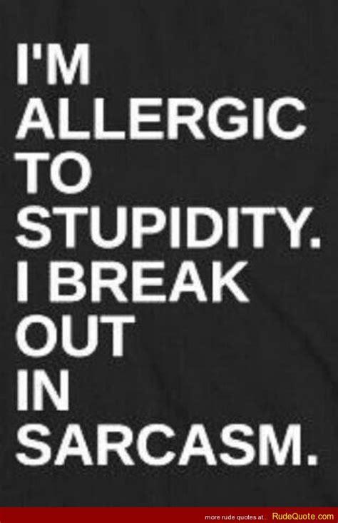 rude sarcastic quotes  life quotesgram