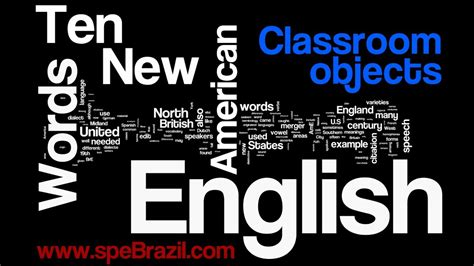 decorar palavras em ingles spe 10 novas palavras em ingl 234 s comandos em sala de