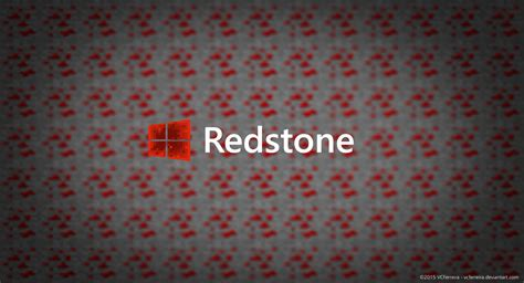 wallpaper windows 10 redstone windows redstone wallpaper wallpapersafari