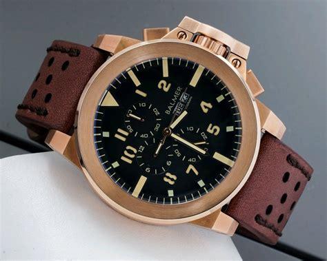 jual jam tangan pria original merek balmer body gold