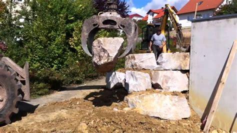 l steine natursteine setzen