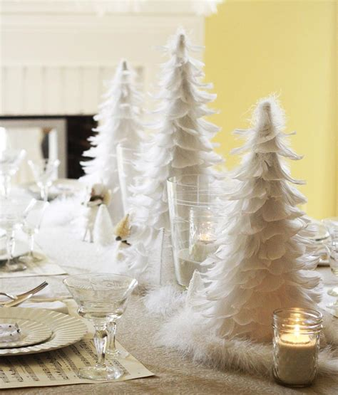 diy feather christmas tree quiet corner