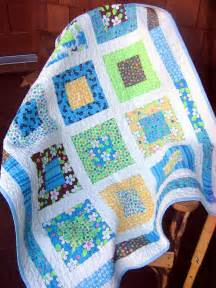 on sale moda birdie baby boy or toddler crib quilt pattern