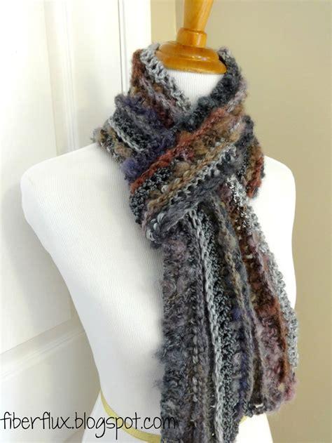 one skein enchanted crochet scarf allfreecrochet