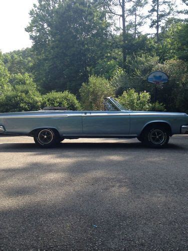 1965 dodge coronet convertible for sale buy used 1965 dodge coronet convertible priced for a fast