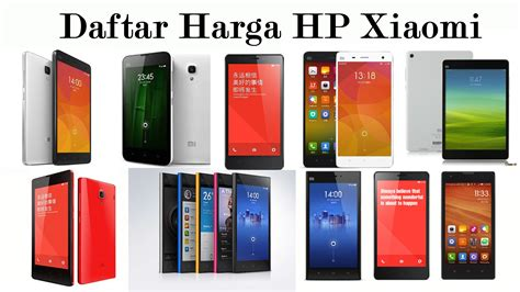 Handphone Xiaomi Indonesia xiaomi redmi note seputar dunia ponsel dan hp the knownledge