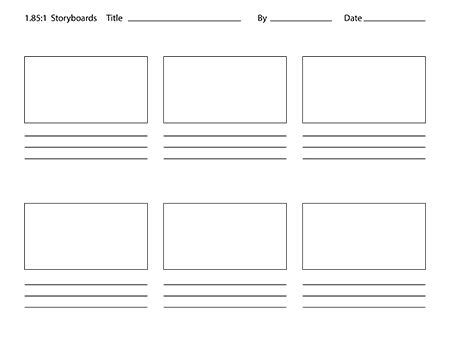 printable paper net storyboard 16 9 storyboard paper projects pinterest storyboard