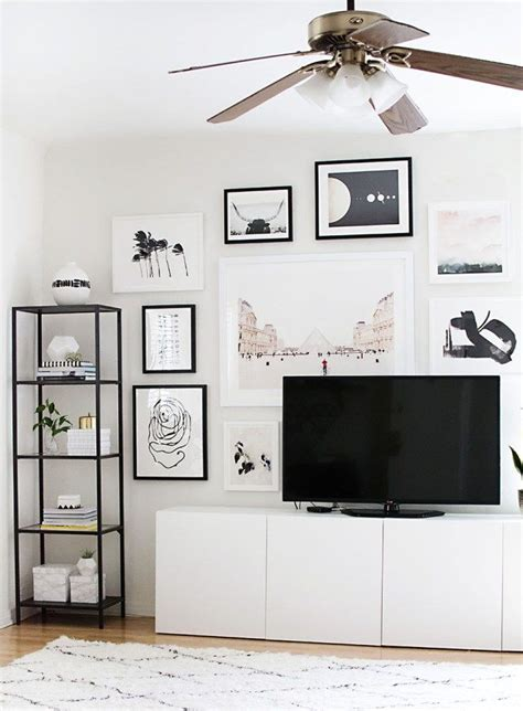 ikea walls best 25 wall behind tv ideas on pinterest tv stand the