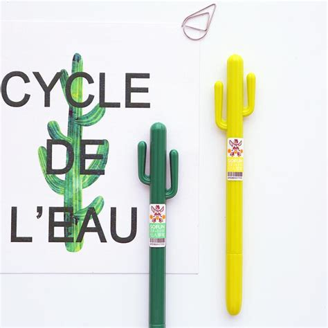 Cactus Pen 0 38mm buy wholesale cactus pen from china cactus pen