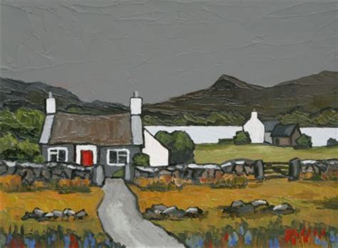 David Barnes Mba by Modern Artist David Barnes Bala Lake