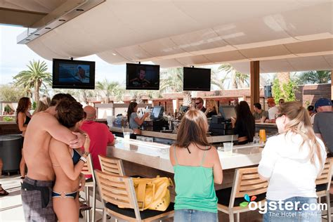 Couples Only Bar At The Only Pool At The M Resort Spa Casino