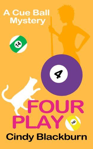 dang a humorous mystery books four play a humorous and cozy cue