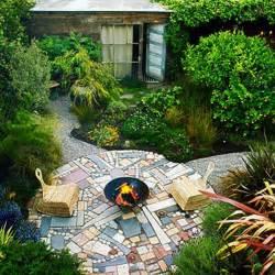 Backyard monsters designs yard outdoor furniture design
