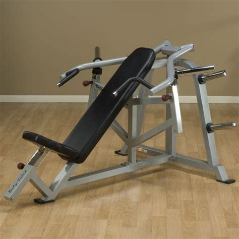leverage incline bench press body solid leverage incline bench press academy