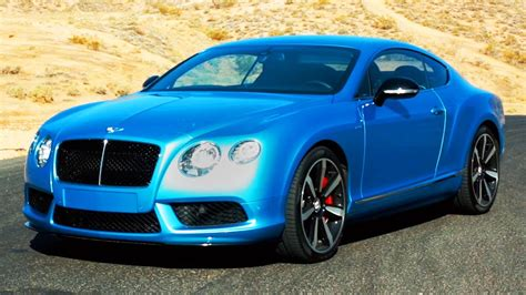 bentley coupe blue track time 2014 bentley continental gt v8 s world s