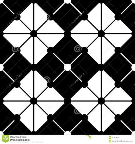 geometric pattern grid vector modern seamless geometry pattern grid black and